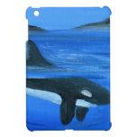 Ballena majestuosa de la orca iPad mini carcasa