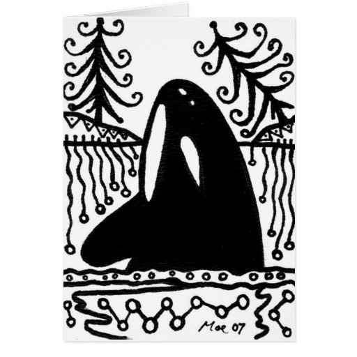 ballena tarjeton