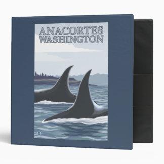 Ballenas #1 - Anacortes, Washington de la orca