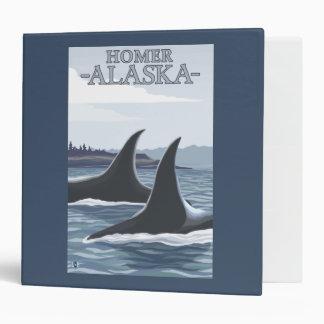 Ballenas #1 - home run, Alaska de la orca