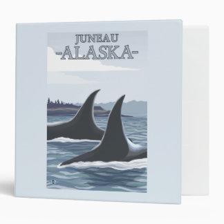 Ballenas #1 - Juneau, Alaska de la orca