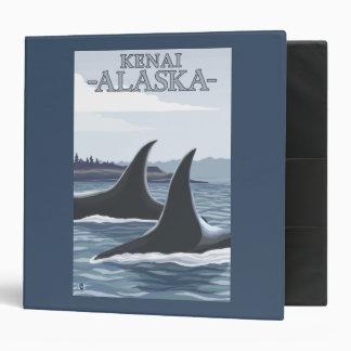 Ballenas #1 - Kenai, Alaska de la orca