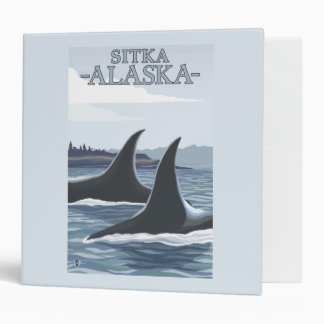 Ballenas #1 - Sitka, Alaska de la orca