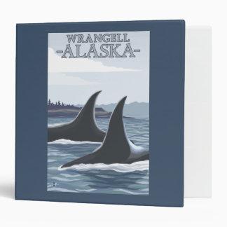 Ballenas #1 - Wrangell, Alaska de la orca