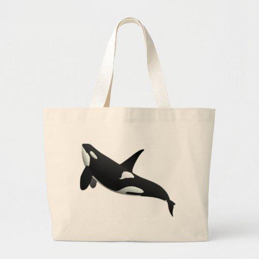 Ballenas Bolsas De Mano