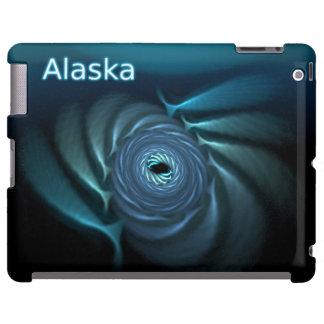 Ballenas del hielo funda para iPad