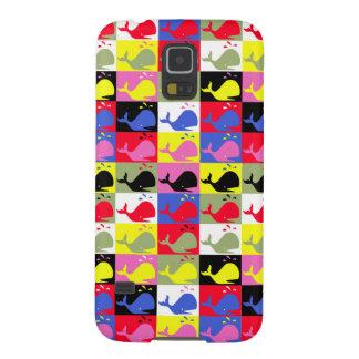Ballenas del o de Andy Whale-Hole™_Lots Carcasa De Galaxy S5