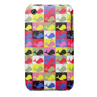 Ballenas del o de Andy Whale-Hole™_Lots iPhone 3 Cobreturas