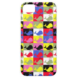 Ballenas del o de Andy Whale-Hole™_Lots iPhone 5 Funda