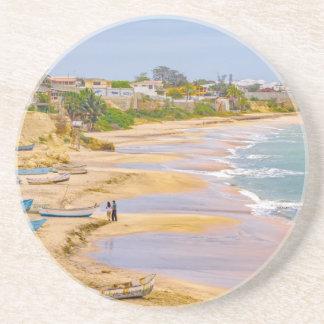 Ballenita Beach Santa Elena Ecuador Coaster