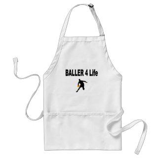 Baller 4 Life Apron