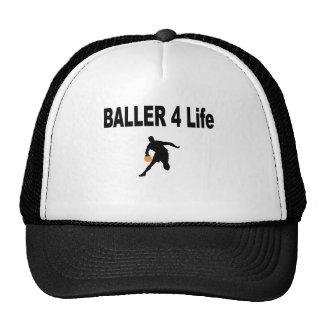 Baller 4 Life Hats