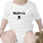 Baller 4 Life Romper
