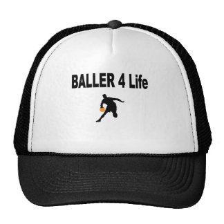 Baller 4 Life Trucker Hat