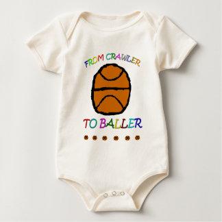 BALLER BABY BODYSUIT
