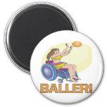 Baller Fridge Magnets