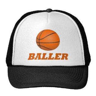 BALLER TRUCKER HAT