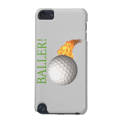 Baller iPod Touch (5th Generation) Case
