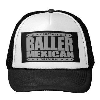 BALLER MEXICAN - An Ancient Mayan Gangster Warrior Trucker Hat