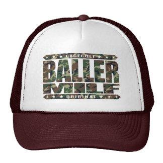 BALLER MILF - Gangster Mother I'd Like To Friend Trucker Hat