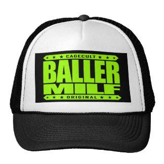 BALLER MILF - Madre del gángster que quisiera al Gorros Bordados