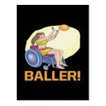 Baller Postcards