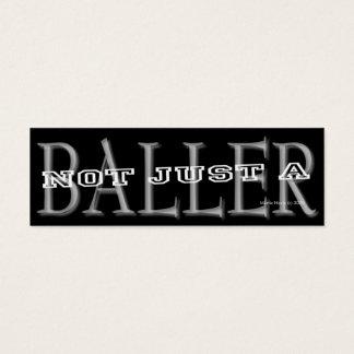 Baller - Social Media Personal Card