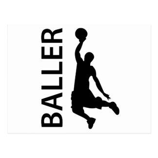 Baller Tarjetas Postales