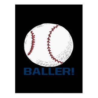 Baller Tarjeta Postal