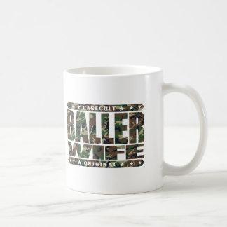BALLER WIFE - Truly Faithful to My Yoga Teacher ;) Coffee Mug