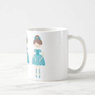 ballerina1 taza clásica