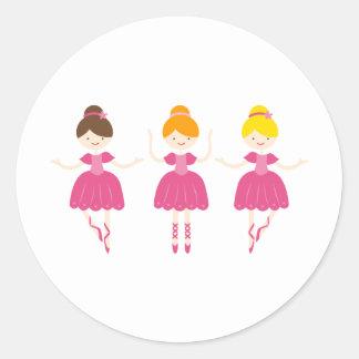 ballerina4 stickers