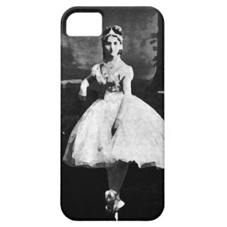 Ballerina, 1870. iPhone SE/5/5s case