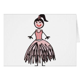 ballerina 1 cards