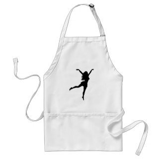 Ballerina Adult Apron