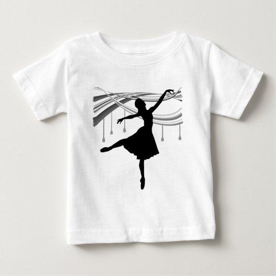 Ballerina: All Wet Baby T-Shirt