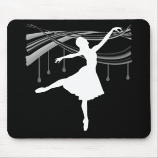 Ballerina: All Wet Mouse Pad