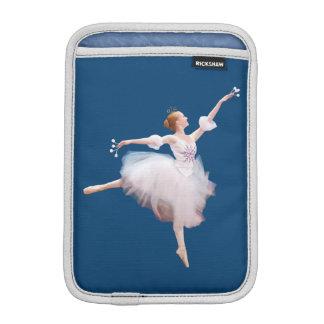 Ballerina and Castanets Customizable Sleeve For iPad Mini