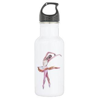 Ballerina , ballet dance art gifts, cards,t shirts 18oz water bottle