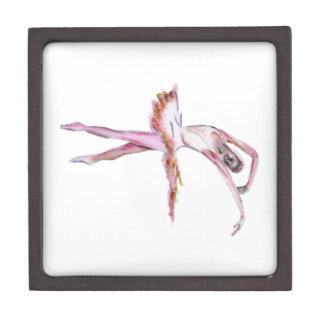 Ballerina , ballet dance art gifts, cards,t shirts premium gift box