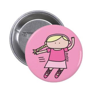 Ballerina - Button