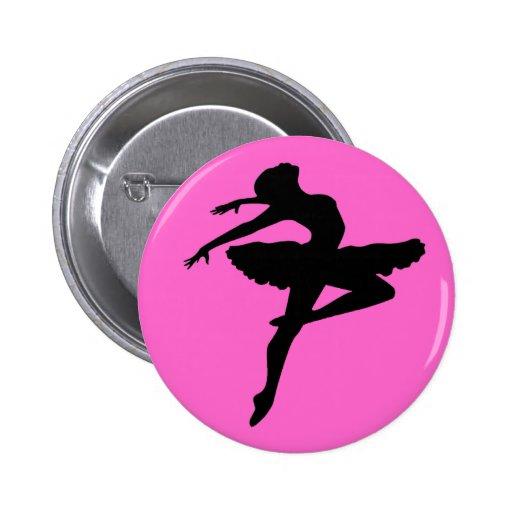 Ballerina Button