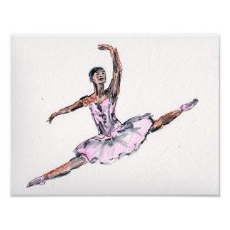 Ballerina by Kate and Elsa Photo Print