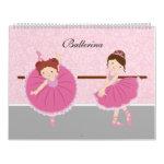 Ballerina Calendar