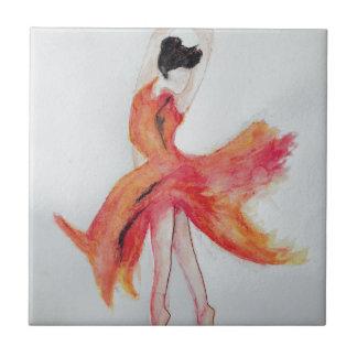 Ballerina Ceramic Tile