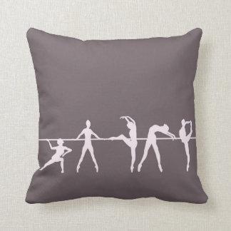 Ballerina Classroom Dance Studio Classic Pillow