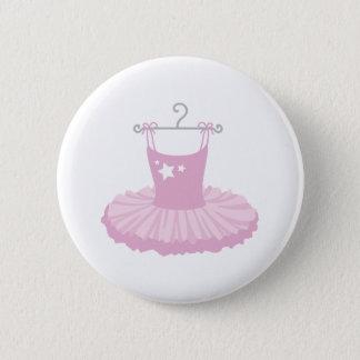 Ballerina Costume Button