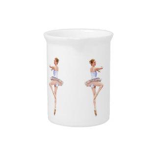 Ballerina Customizable Pitcher