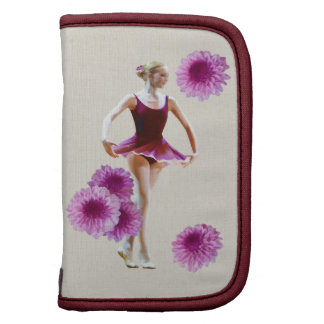 Ballerina Customizable Rickshaw Folio Sleeve Organizers