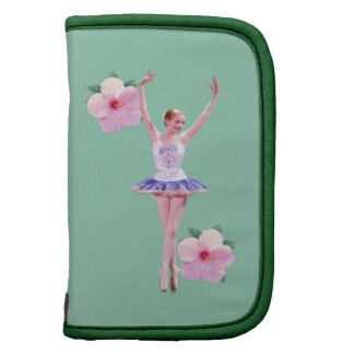 Ballerina Customizable Rickshaw Folio Sleeve Planners